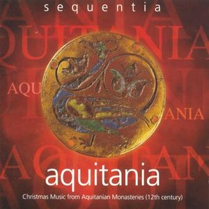 Image for 'Acquitania - Christmas Music From Acquitanian Monasteries'