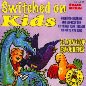 Image pour 'Switched On Kids - 39 Non-Stop Favourites'