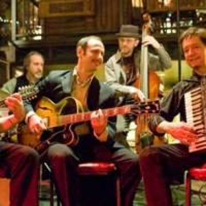 Image for 'Dan Newton's Cafe Accordion Orchestra'