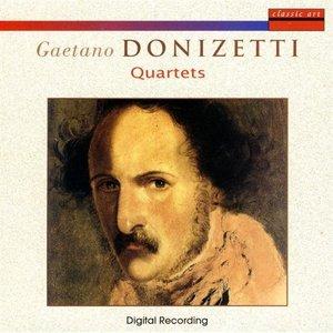 Imagen de 'Gaetano Donizzetti - Quartets'
