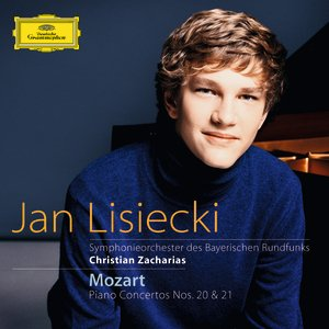 Image for 'Mozart: Piano Concertos Nos.20 & 21'