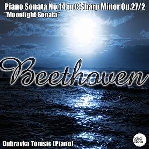 "Immagine per 'Beethoven: Piano Sonata No.14 in C Sharp Minor Op.27/2 ""Moonlight Sonata""'"