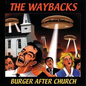 Image for 'Burger After Church'