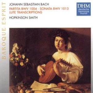 Image for 'J.S. Bach: Partita BWV 1004, Sonata BWV 1013'