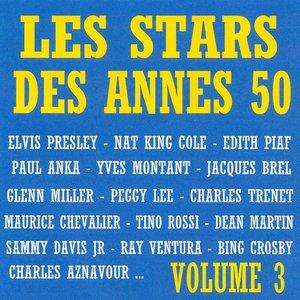 Image for 'Les stars des annees 50 vol 3'