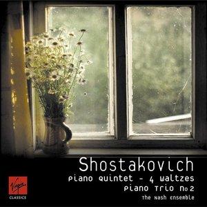 Image for 'Shostakovich: Piano Quintet Op.57/Piano Trio no.2/Four Waltzes'