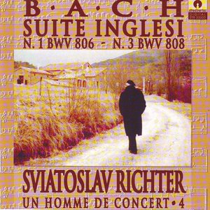 Image for 'Bach : Suite Inglesi Nos.1 & 3'