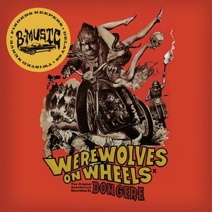 Image pour 'Werewolves on Wheels'