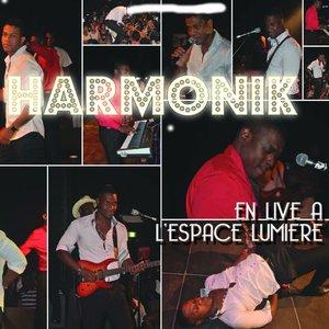 Image for 'Harmonik Live à l'Espace Lumière (Live)'