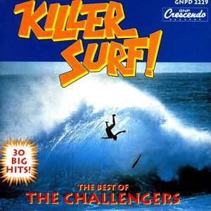 Image pour 'Killer Surf: The Best of the Challengers'