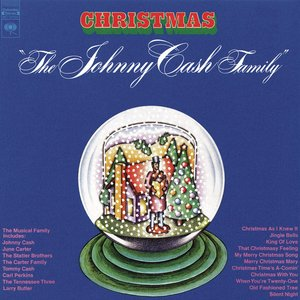 Image for 'The Johnny Cash Family Christmas'