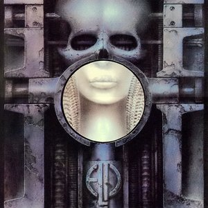 Immagine per 'Brain Salad Surgery'