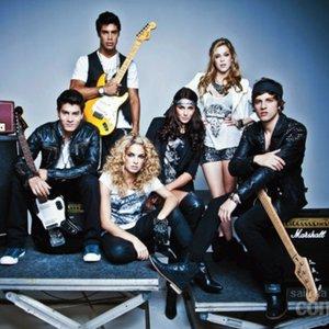 Image for 'Rebeldes'