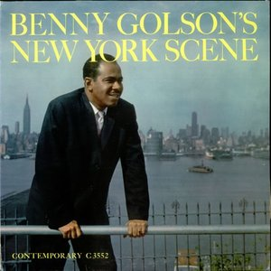 Image for 'Benny Golson's New York Scene'