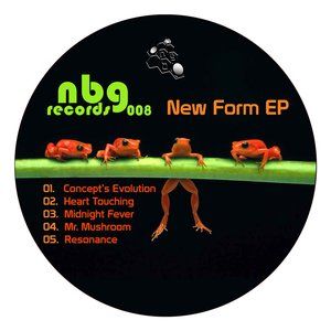 Image for 'New Form EP'