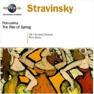 Image for 'Petrushka/The Rite of Spring'