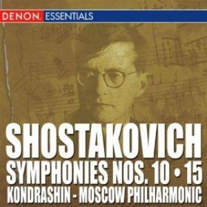 Image for 'Symphony No. 15 in A Major, Op. 141: II. Adagio - Largo - Adagio - Largo - III. Allegretto'