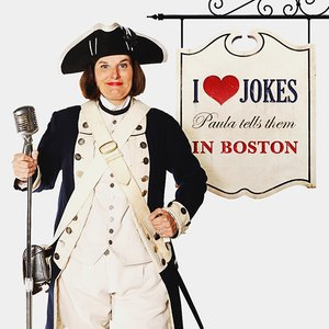 Image for 'I Heart Jokes: Paula Tells Them in Boston'