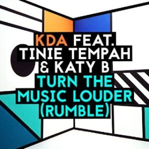 Image for 'Turn the Music Louder (Rumble)'