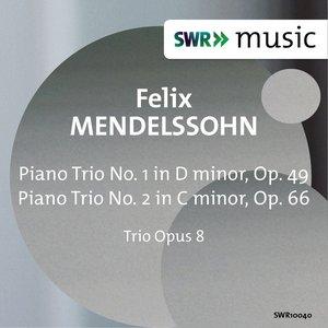 Image for 'Mendelssohn: Piano Trios Nos. 1 & 2'