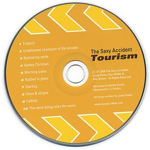 Image for 'TOURISM'