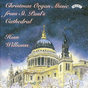 Bild für 'Christmas Organ Music from St. Paul's Cathedral, London'
