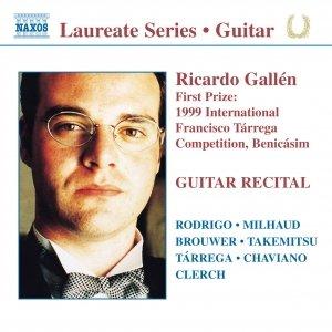 Image for 'Guitar Recital: Ricardo Gallen'