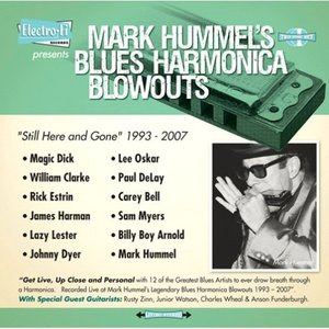 Image for 'Mark Hummel's Blues Harmonica Blowouts'
