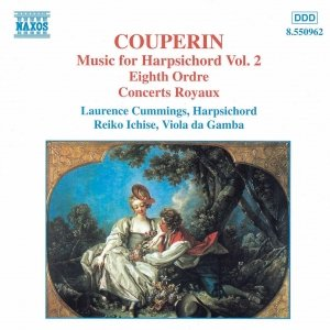 Image pour 'COUPERIN, F.: Music for Harpsichord, Vol.  2'