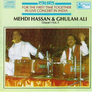 Image for 'Ghazal - For The First Time Together - Vol - 3'