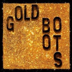 Bild für 'Gold Boots Glitter'
