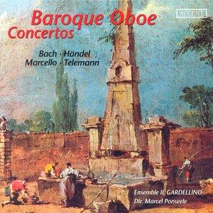 Image for 'Marcello, A.: Oboe Concerto in D Minor / Telemann, G.P.: Oboe Concerto in F Minor / Handel, G.F.: Oboe Concerto No. 3'