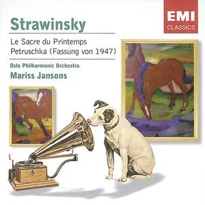 Image for 'Strawinsky: Le Sacre du Printemps/Petruschka'