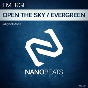Image for 'Open The Sky / Evergreen'