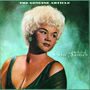 Immagine per 'The Genuine Article: The Best Of Etta James'