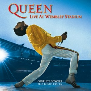 Image for 'Live At Wembley Stadium (Disc 1)'