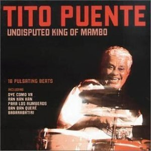 Image pour 'Undisputed King of Mambo'