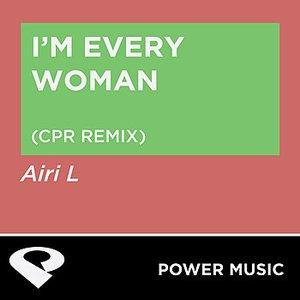 Immagine per 'I'm Every Woman - Single'