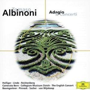 Image for 'Albinoni: Adagio & Concerti'