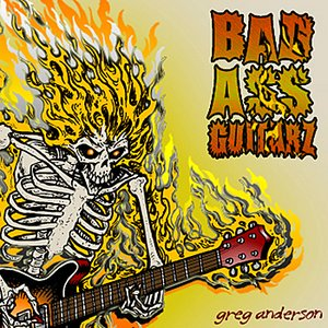 Image for 'Bad Ass Guitarz'