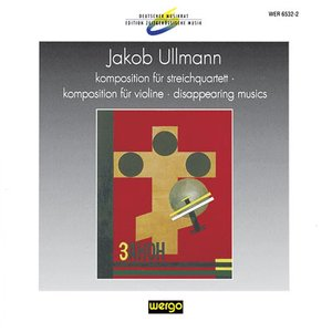 Image for 'komposition für streichquartett / komposition für violine / disappearing musics'