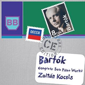 Image for 'Bartók: Complete Solo Piano Works'