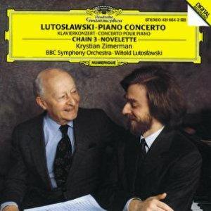 Imagem de 'Lutoslawski: Piano Concerto'
