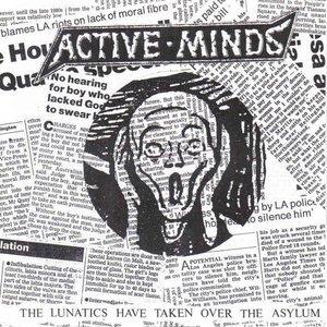 "Image for '""The Lunatics Have Taken Over The Asylum"" 7"" flexi'"