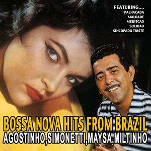 Bild für 'Bossa Nova Hits From Brazil - Agostinho,simonetti,maysa,miltinho'