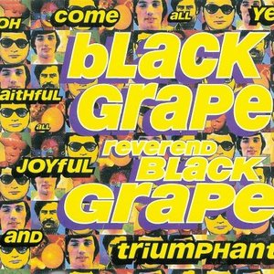 Image for 'Reverend Black Grape'