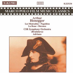 Imagem de 'Honegger: Miserable (Les) / Napoleon / Mermoz'