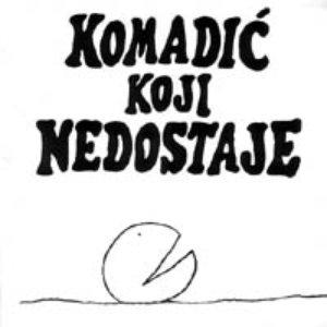 Image for 'Komadić Koji Nedostaje'