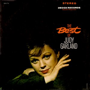 Bild für 'The Best Of Judy Garland'
