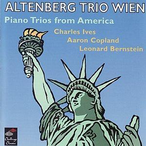 Image for 'Trio for Piano, Violin and Violoncello: Adagio Non Troppo - Piu Mosso'